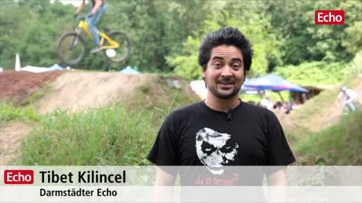 Tibet testet: BMX beim Heroes of Dirt Contest