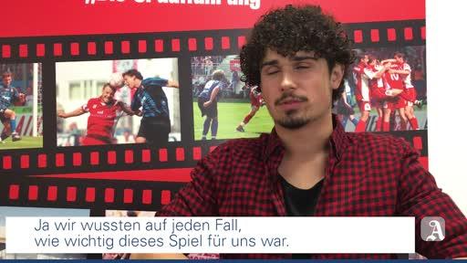 05-Allrounder André Ramalho hat einen besonderen Wunsch - Wiesbadener Kurier