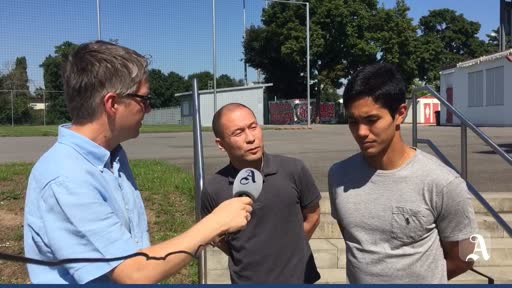 Mainz 05: Yoshinori Muto im AZ-Interview