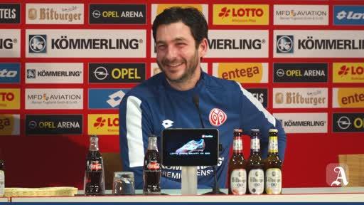 Mainz 05: Ist Cheftrainer ein Traumjob?