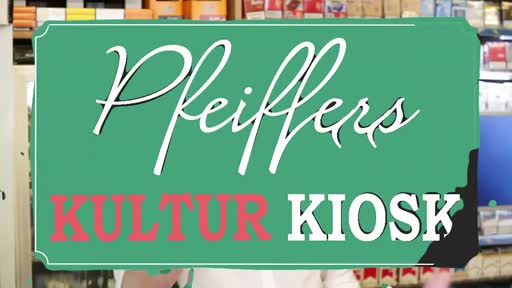 Pfeiffers Kulturkiosk: Volker Kutscher