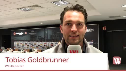 Trainer Niko Kovac verlässt Eintracht Frankfurt
