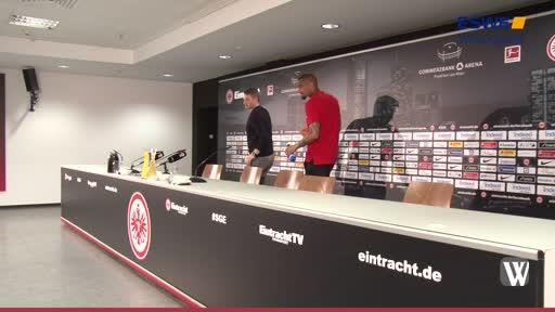 """Boateng: """"Für Eintracht Frankfurt ist es gut, dass mein Bruder ausfällt!"""""""