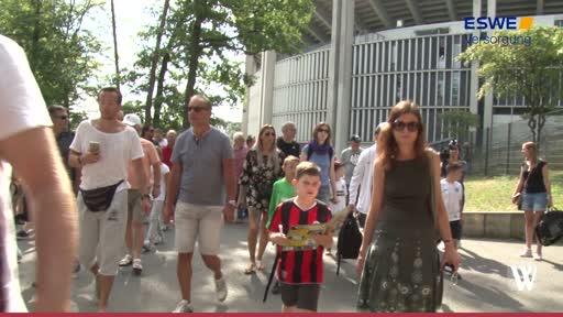 Eintracht Frankfurt: Trainingsauftakt ohne Boateng