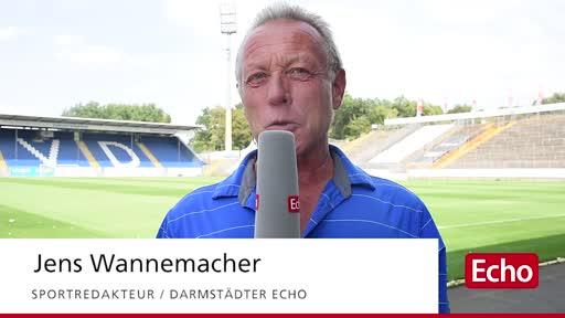 Jens Wannemacher zum Spiel gegen St. Pauli