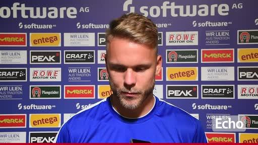 SV Darmstadt 98: Interview mit Neuzugang Marcel Franke