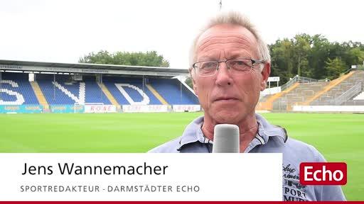 ECHO-Sportredakteur Jens Wannemacher zum Spiel gegen Magdeburg