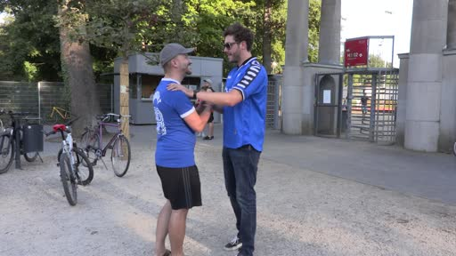 Lilien Inside: Colin Mahnke trifft Lilien-Blogger Matthias Kneifl
