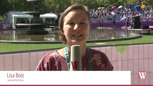 Wiesbaden: Deutsche Meisterschaft im Bogenschießen
