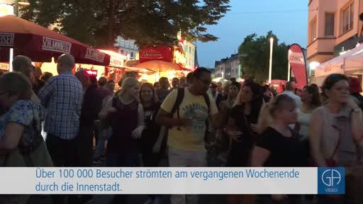 34. Stadtfest in Gießen