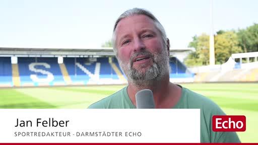 Jan Felber zum Spiel gegen Duisburg