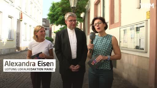 Stadtgespräch mit dem Mainzer Bischof Peter Kohlgraf