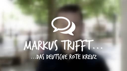 Markus trifft…das Deutsche Rote Kreuz auf dem Wormser Backfischfest