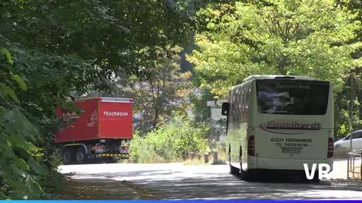 Wiesbadener Schüler entdecken Leiche nahe Saalburg