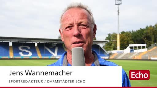 Jens Wannemacher zum Spiel der Lilien gegen Heidenheim