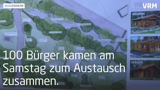 Bodenheim: Streit um den Traumgarten