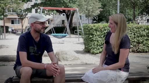 Christoph Kessel zu Gast bei der Wortpiratin