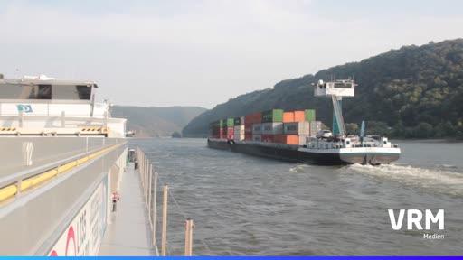Unterwegs mit dem Frachtschiff