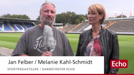Einschätzung zum Spiel SV Darmstadt 98 - SV Sandhausen