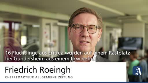 Roeinghs Ratschlag: Die verschwundenen Eriträer