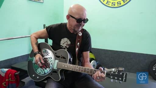 """""""Hey Joe"""" von Jimi Hendrix wird zu """"Hey Tschabo"""" von Hans Röth"""