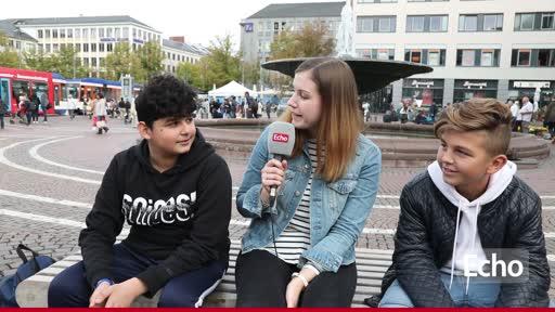 Darmstadt: Die Lebensretter vom Luisenplatz