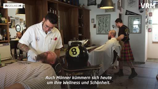 """Beim """"Barberknecht"""" in Ingelheim"""
