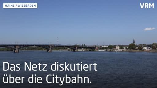 Social-Media Research-Projekt zur Citybahn