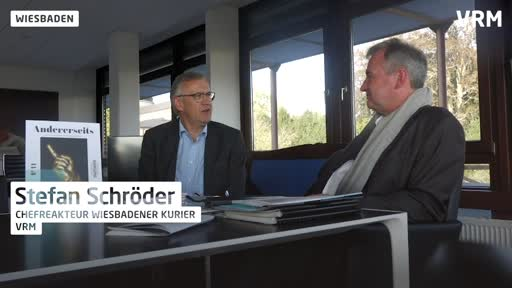 Wiesbaden: Talk im Foyer