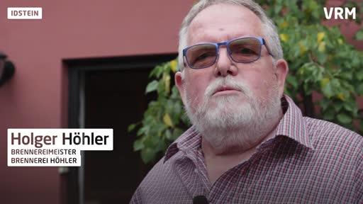 Kettenbach: Regionaler Schnaps mit Bio-Qualität