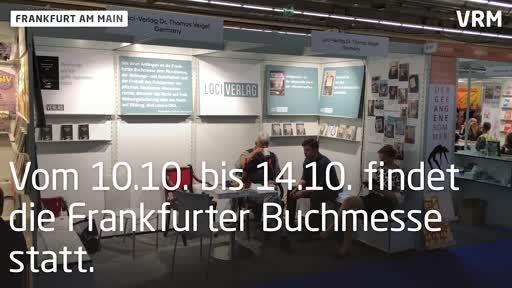 Eindrücke von der Frankfurter Buchmesse