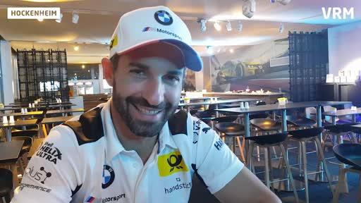 Interview mit DTM-Pilot Timo Glock