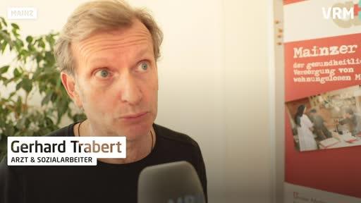 """""""Tag der Armut"""": Interview mit Gerhard Trabert"""