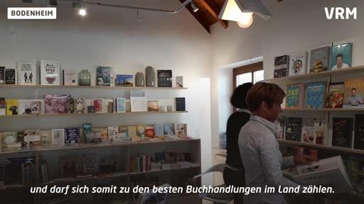 Bodenheimer Buchladen zählt zu den schönsten Buchhandlungen Deutschlands
