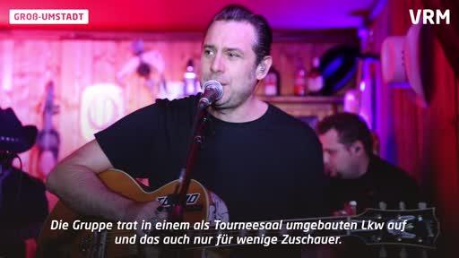 """Exklusiv-Auftritt von """"BossHoss"""" in Groß-Umstadt"""