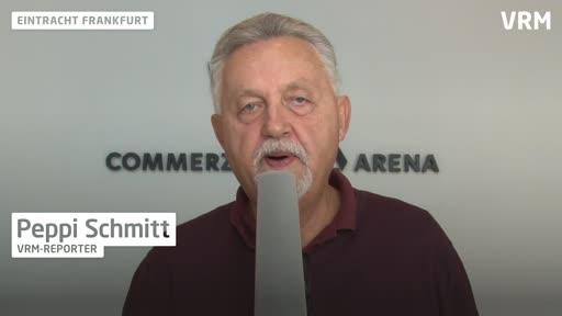 Eintracht Frankfurt: Der Adler fliegt hoch