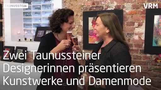 Taunusstein: Kunst trifft Mode