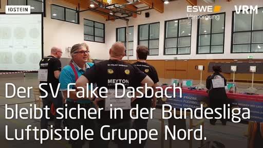 Idstein: SV Falke Dasbach sichert frühzeitig Klassenerhalt